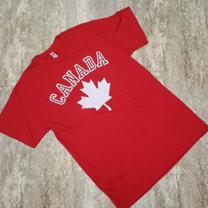 ALSTYLE MENS CANADA 🇨🇦 TEE SIZE M